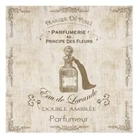 Parchment Bath Atomizer Fine Art Print