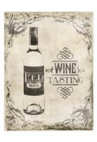 "Wine Tasting by Jace Grey - 13"" x 19"""
