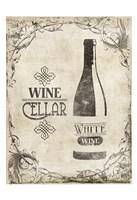 """Wine Cellar by Jace Grey - 13"""" x 19"""""""