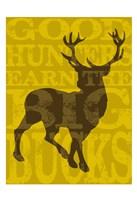 "Lodge Humor 06 by Melody Hogan - 13"" x 19"""