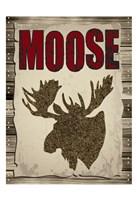 "Lodge Series 02 by Melody Hogan - 13"" x 19"""
