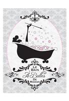 """Mommy's Bubble Bath 05 by Melody Hogan - 13"""" x 19"""""""