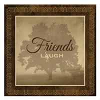 "Inspiration Friends by Melody Hogan - 13"" x 13"""