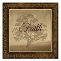"Faith by Melody Hogan - 13"" x 13"""