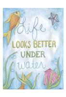 Under Water Fine Art Print