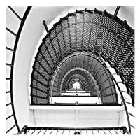 "Stairs by Sandro De Carvalho - 13"" x 13"""