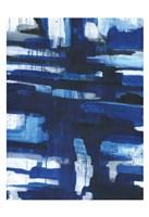 Bashing Blue Fine Art Print
