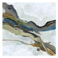 """Soothing Abstract by Smith-Haynes - 13"""" x 13"""""""