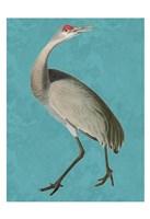 "Tall Bird 2 by Sheldon Lewis - 13"" x 19"""