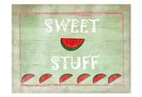 "Sweet Stuff by Sheldon Lewis - 19"" x 13"""