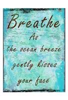 """Ocean Kisses by Sheldon Lewis - 13"""" x 19"""""""