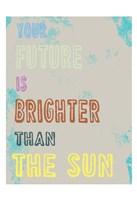 "Bright Future by Sheldon Lewis - 13"" x 19"""
