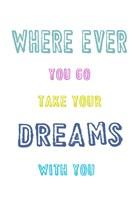 "Dream on by Sheldon Lewis - 13"" x 19"", FulcrumGallery.com brand"