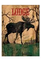 Hunting 2 Fine Art Print