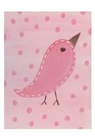 Heart Chick 1 Fine Art Print