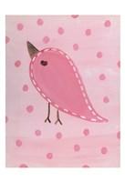 Heart Chick 3 Fine Art Print