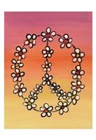 Daisy Peace 1 Fine Art Print