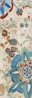 """Juxta Peacock by Smith-Haynes - 6"""" x 18"""", FulcrumGallery.com brand"""