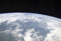 View of Planet Earth from Space - various sizes
