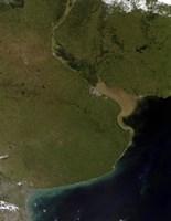 The Rio de la Plata Estuary - various sizes