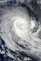 Tropical Cyclone Imani Swirls over the Southern Indian Ocean - various sizes