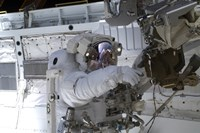 Astronaut Participates in a Session of Extravehicular Activity 1 - various sizes, FulcrumGallery.com brand