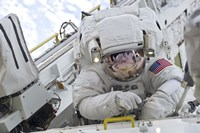 Astronaut Participates in a Session of Extravehicular Activity (EVA)  on the International Space Station - various sizes, FulcrumGallery.com brand