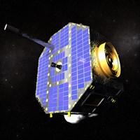 The Interstellar Boundary Explorer Satellite - various sizes