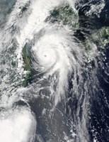 Typhoon Kompasu - various sizes