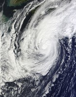 Typhoon Chaba over the Ryukyu Islands, Japan - various sizes