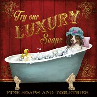 Luxury Soaps Fine Art Print