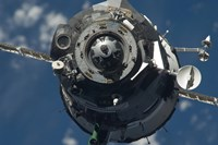The Soyuz TMA-17 Spacecraft - various sizes