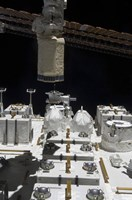 The Japanese Experiment Module Exposed Facility - various sizes