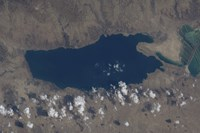 Part of the Dead Sea and Parts of Israel and Jordan - various sizes