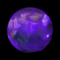 Black Carbon, a Short-Lived Particle, is in Perpetual Motion across the Globe - various sizes