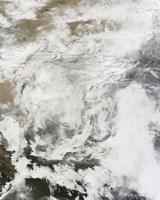 Heavy Snowfall in China - various sizes