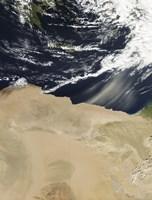 Dust Storm over Egypt - various sizes - $47.99