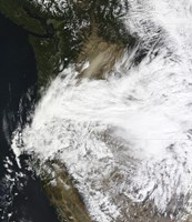 Dust Storm in Eastern Washington, USA - various sizes