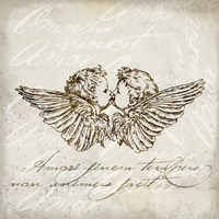 Angel Kiss by Andrea Haase - various sizes