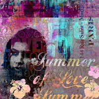 Summer of Love Fine Art Print