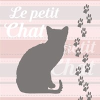 Le Petit Chat by Andrea Haase - various sizes