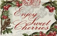 Cherries II by Andrea Haase - various sizes