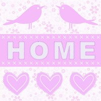 Home in Pink