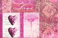 Home Love Pink by Andrea Haase - various sizes