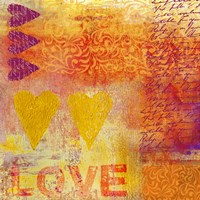 Love Stamps by Andrea Haase - various sizes - $42.99