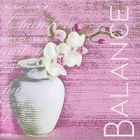 Orchid Balance by Andrea Haase - various sizes