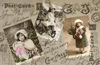 Vintage Christmas by Andrea Haase - various sizes