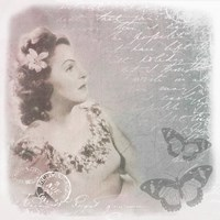 Vintage Woman by Andrea Haase - various sizes - $30.49