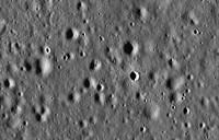 Apollo 11 Landing Site - various sizes