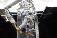 Astronaut participates in Extravehicular Activity 3 - various sizes, FulcrumGallery.com brand